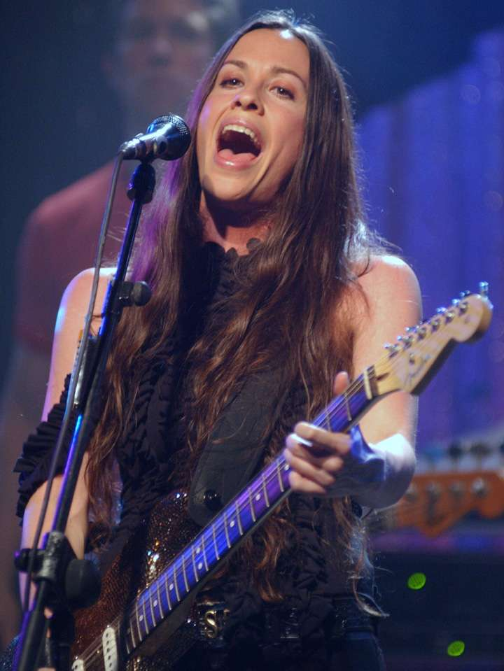Alanis Morissette Foto: Getty Images