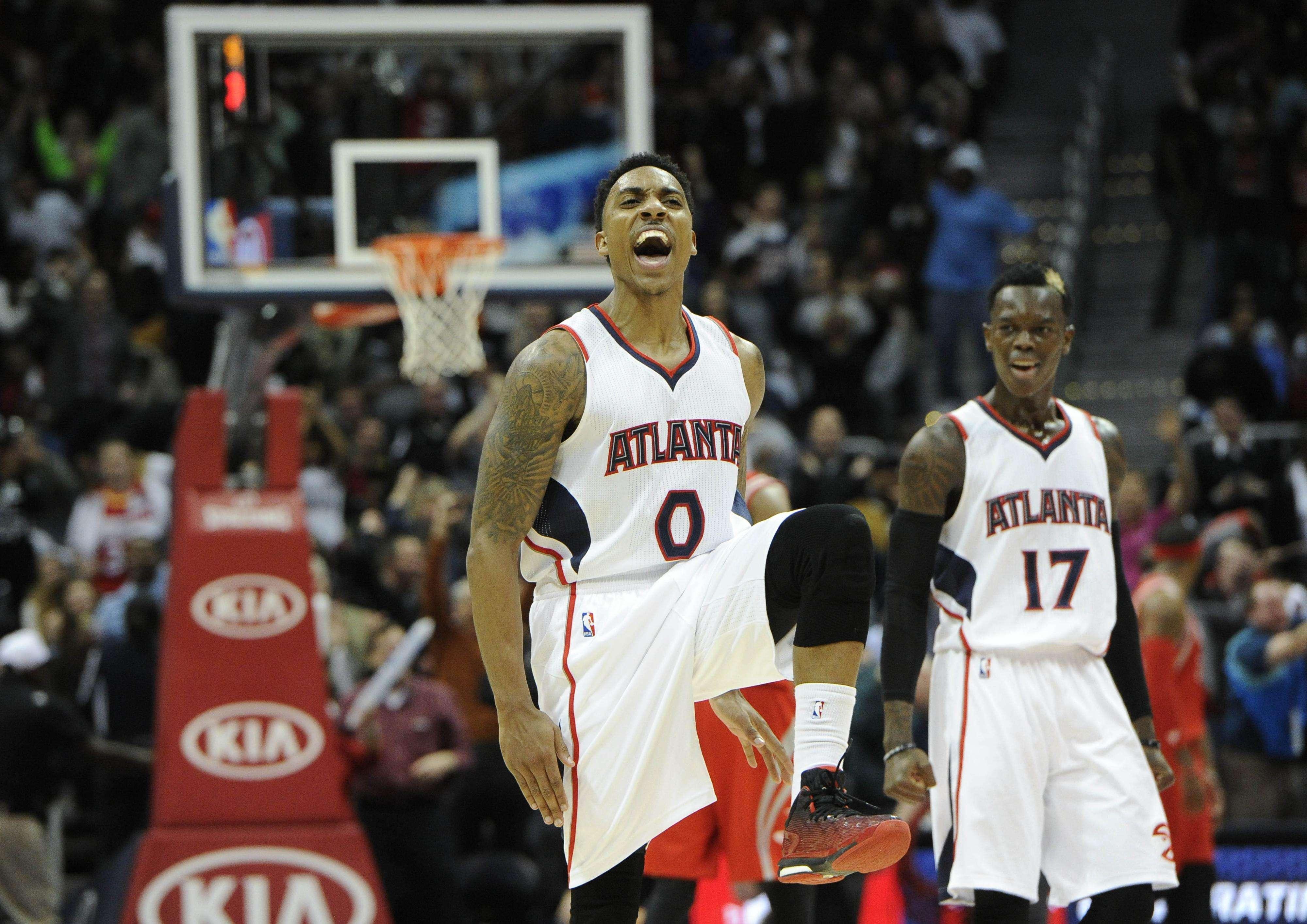 Los Hawks son el mejor equipo de la NBA. Foto: AP