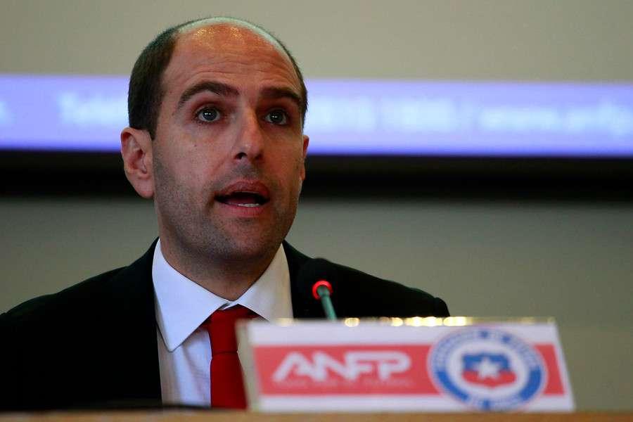 Sergio Jadue seguirá en lo más alto del fútbol continental. Foto: Agencia UNO