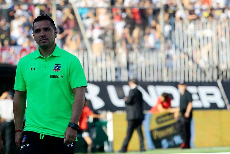 Héctor Tapia no sería el único en partir de Macul. Foto: Agencia UNO