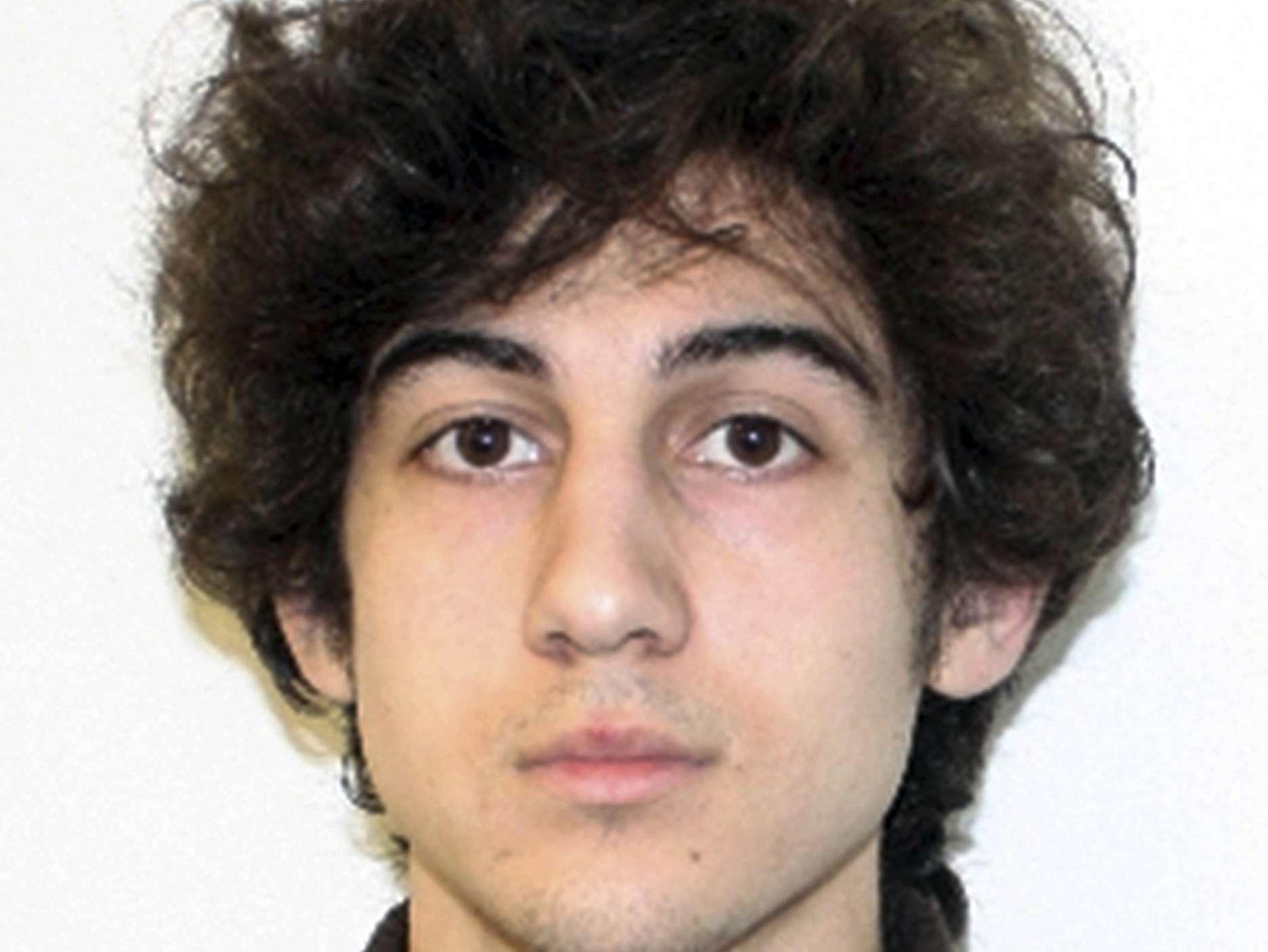 Djokhar Tsarnaev, principal sospechoso de los atentados de abril del 2013 en Boston. Foto: AP en español
