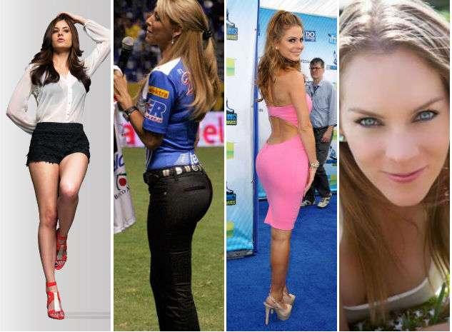 La belleza y conocimientos deportivos de estas mujeres son bien aprovechados por las televisoras. Foto: Tomada de Facebook