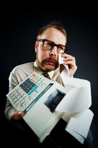 Es fácil reírse de los economistas, dice Justo. Foto: Getty Images
