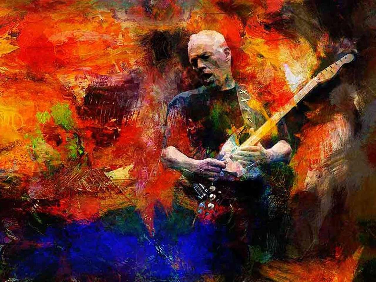 david gilmour Foto: Facebook / David Gilmour