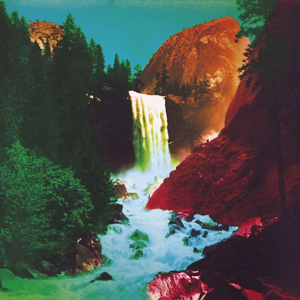 My Morning Jacket también reveló el arte de la portada de 'The Waterfall'. Foto: Consequence of Sound