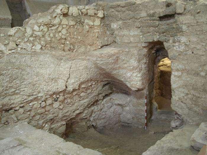 Casa investigada por arqueólogos pode ter sido habitada por família de Jesus Foto: NBC News/Reprodução
