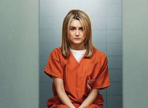 Taylor Schilling es Piper Chapman en 'Orange is the New Black' Foto:  Lionsgate Television