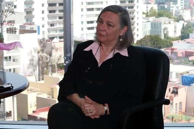 Sylvia Schmelkes, presidenta del Instituto Nacional para la Evaluación de la Educación, dijo en entrevista que el organismo no es una instancia investigadora. Foto: Luis Castillo/Reforma