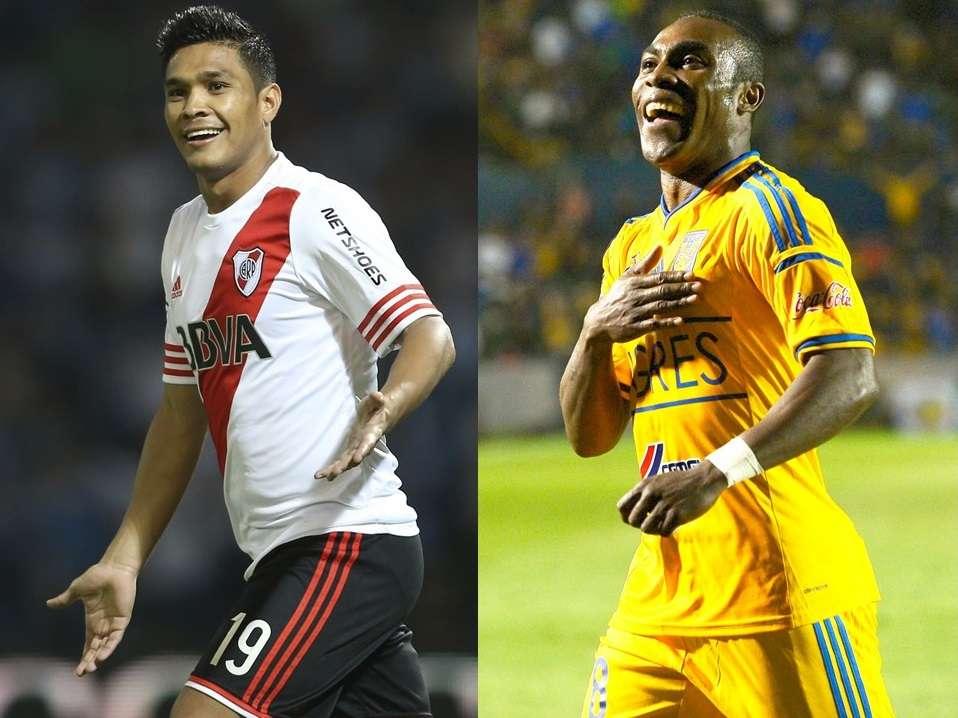 Teófilo Gutiérrez y Joffre Guerrón son los jugadores a seguir en este cotejo. Foto: Getty Images