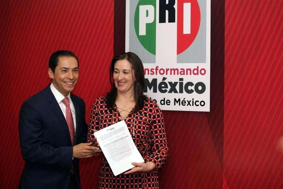 En ocho de 42 distritos del Estado de México donde el PRI registró a sus aspirantes, los candidatos a una curul ya han sido diputados. Foto: Alejandro Pastrana/Reforma
