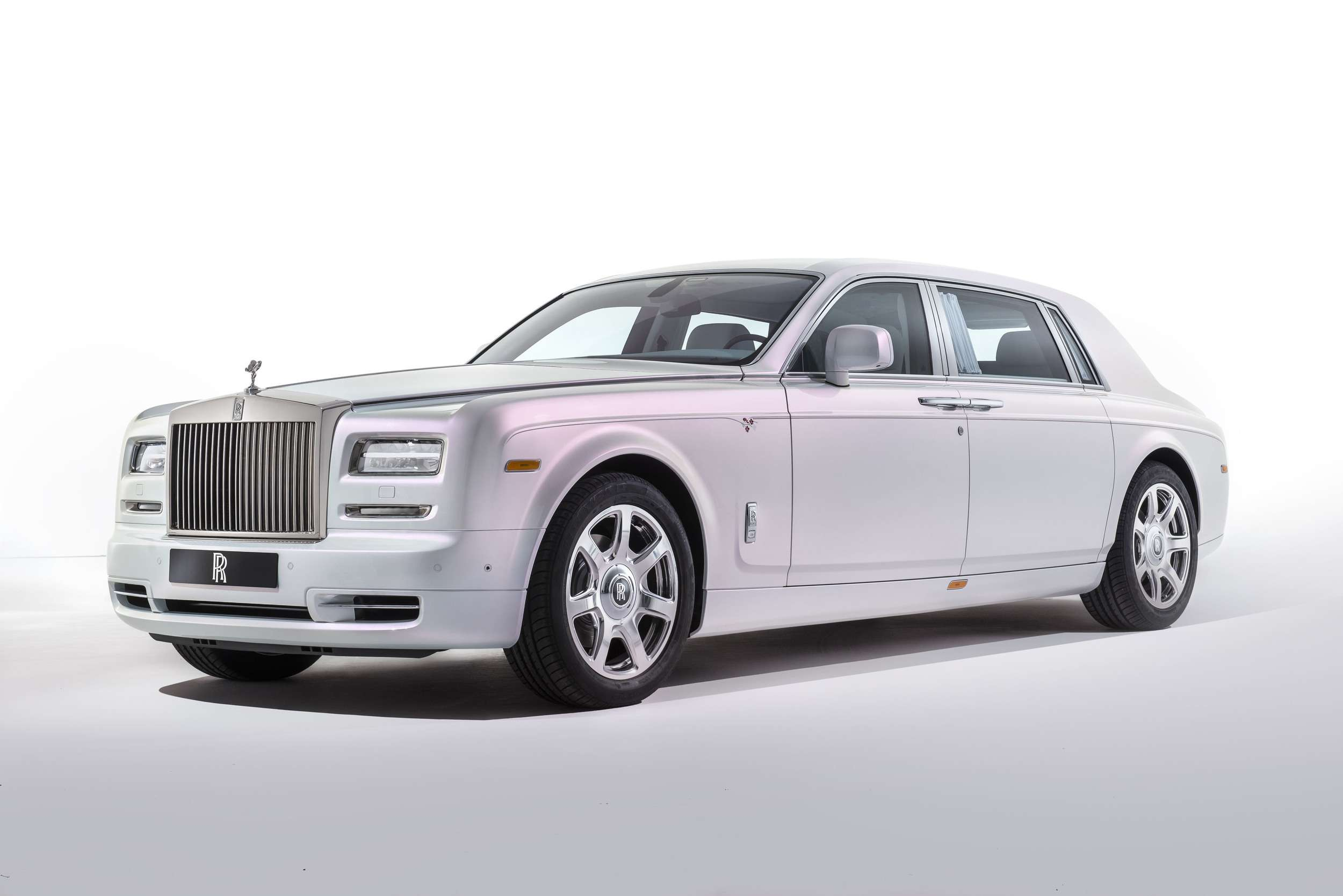 Rolls-Royce Phantom Extended Wheelbase Serenity Foto: Rolls-Royce