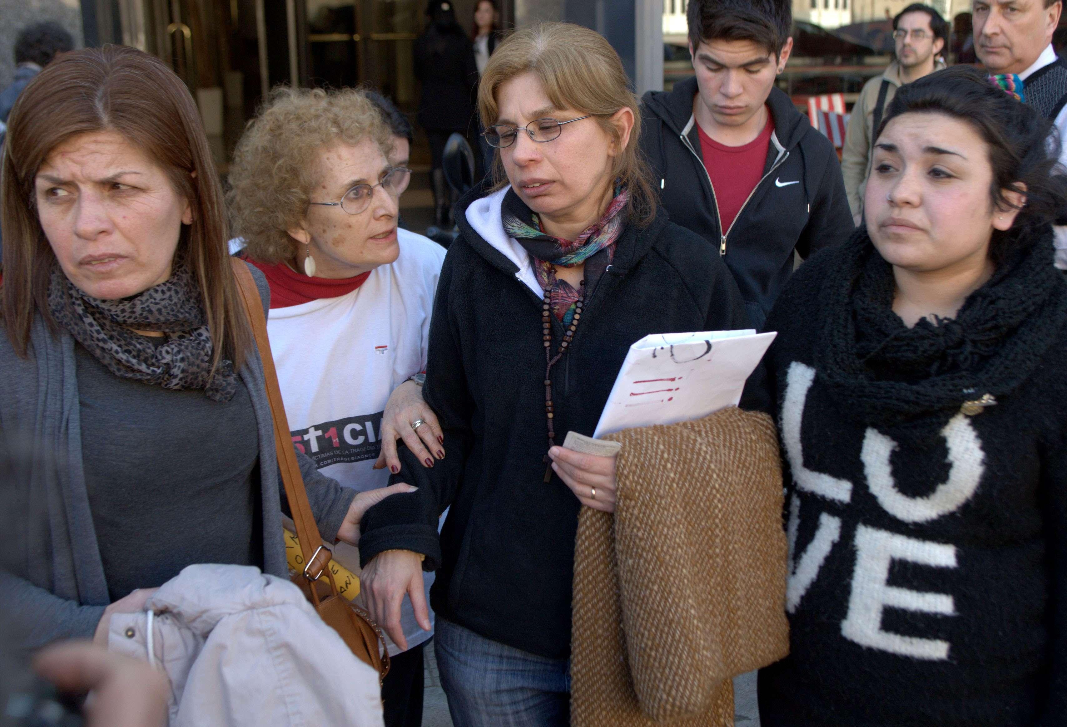 Crimen de Ángeles Rawson: declara la mujer de Mangeri Foto: NA