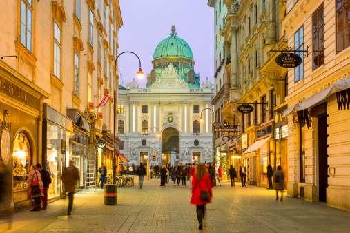 Viena es la ciudad con la mejor calidad de vida del mundo. Foto: Getty Images
