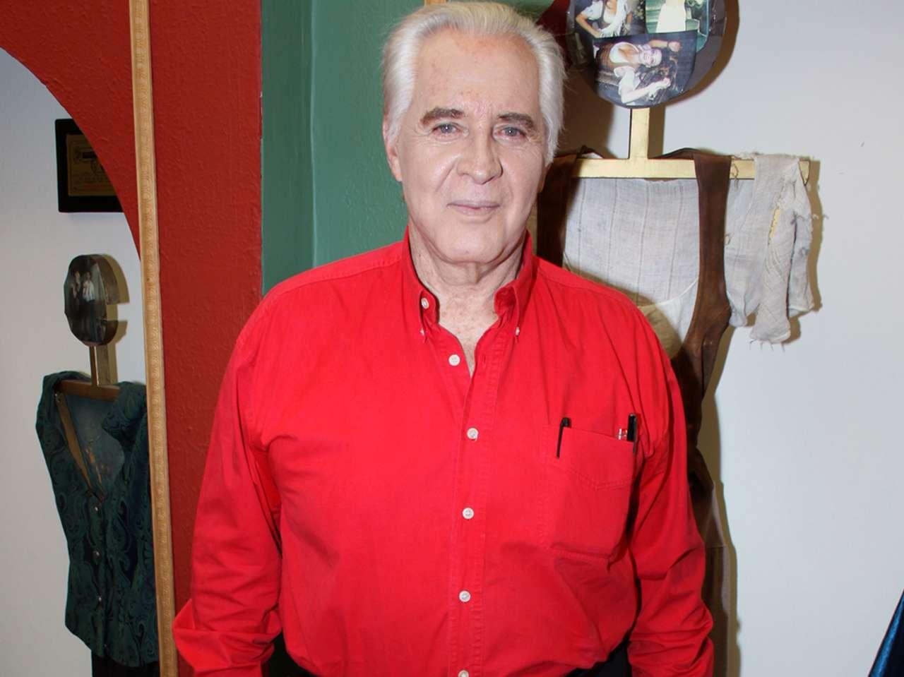 Se rendirá un homenaje a Rogelio Guerra por sus 58 años de trayectoria. Foto: Medios y Media