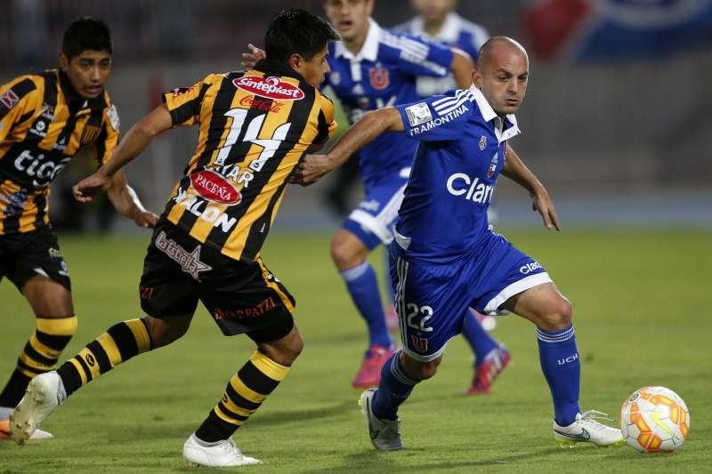 Se juega en el Estadio Nacional. Foto: Photosport