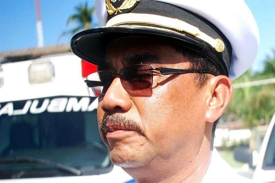 El mando viajaba con su familia cuando fue interceptado y asesinado. Foto: Reforma
