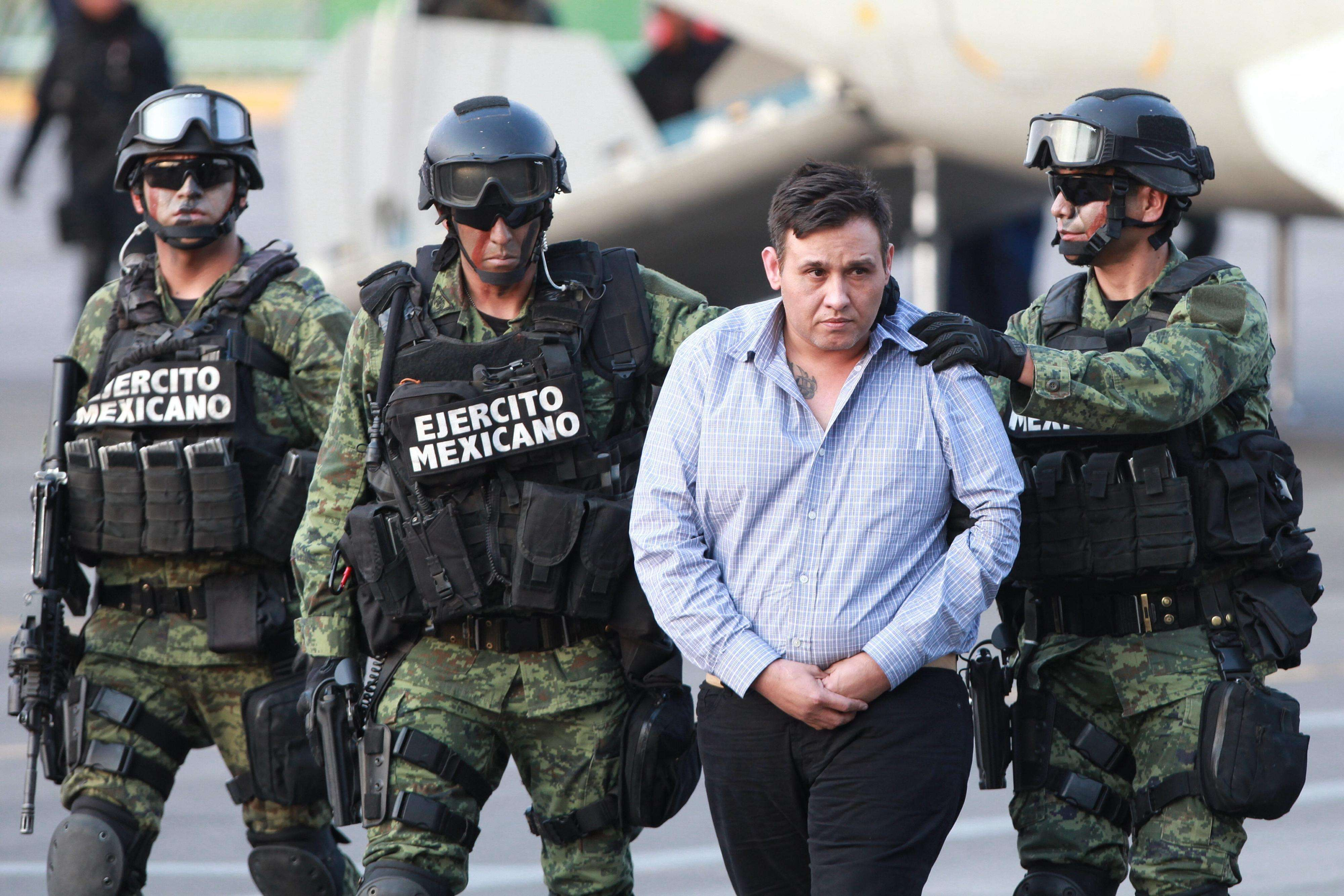 Noticias sobre Narcotráfico | EL PAÍS