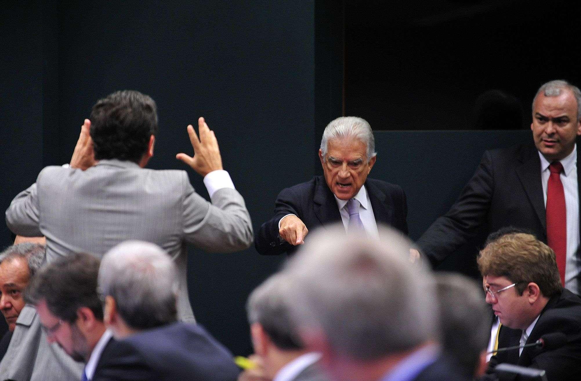 Criação de sub-relatorias gera gritaria e bate-boca em CPI Foto: Gabriela Korossy / Câmara dos Deputados/Divulgação
