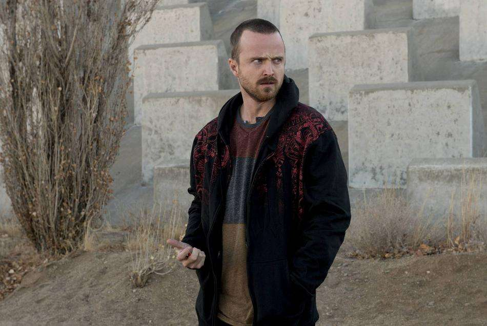 Aaron Paul es 'Jesse Pinkman' en 'Breaking Bad'. Foto: AMC