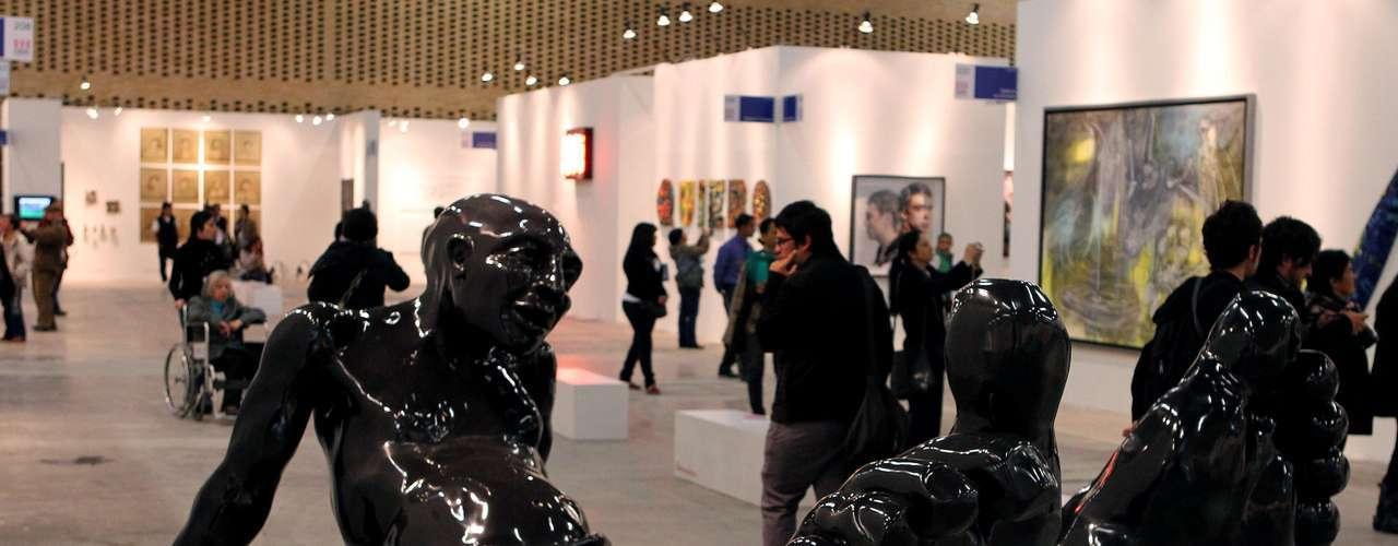 Feria de Arte de Bogotá, ARTBO. Foto: Archivo Terra
