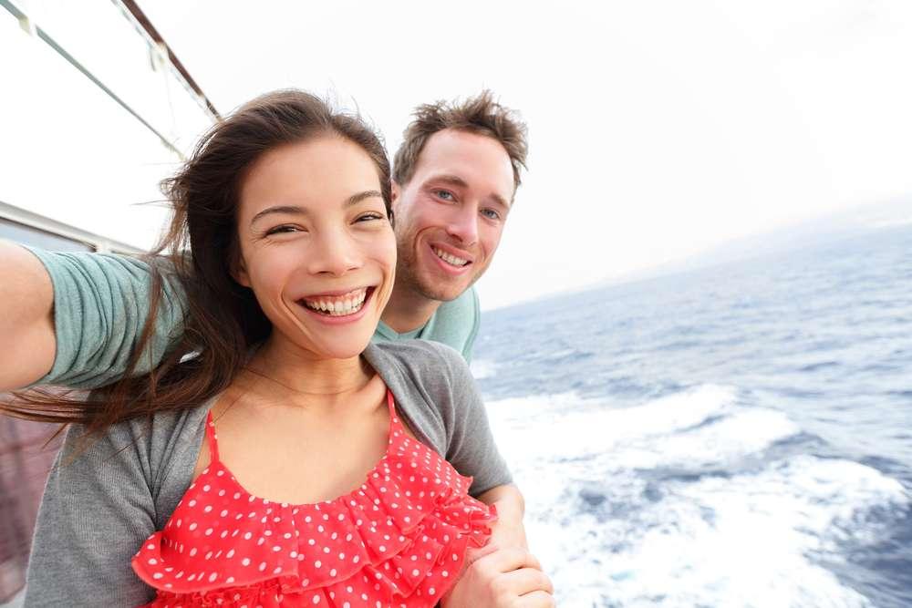 Selfies tomaram conta até dos cruzeiros Foto: Maridav/Shutterstock