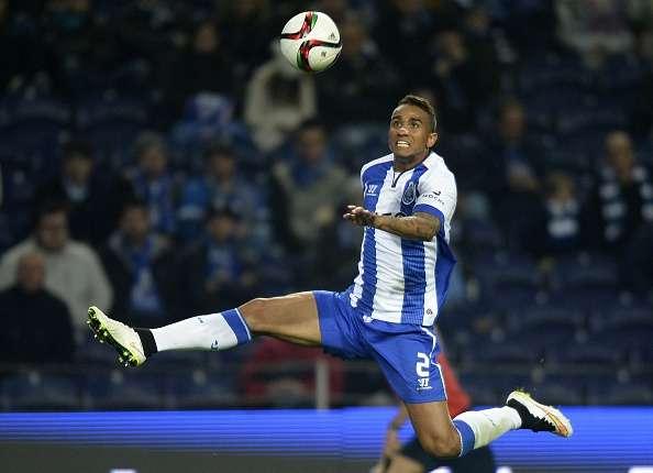Danilo, en un partido con el Porto FC. Foto: Getty Images