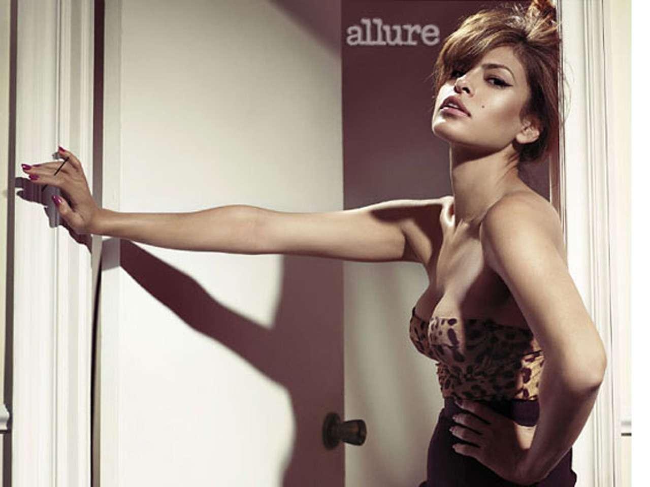 Eva Mendes Foto: Allure