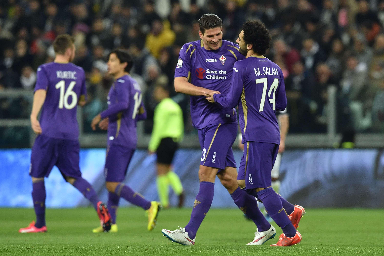 Fiorentina acabou com invencibilidade de dois anos da Juventus em casa Foto: Valerio Pennicino/Getty Images