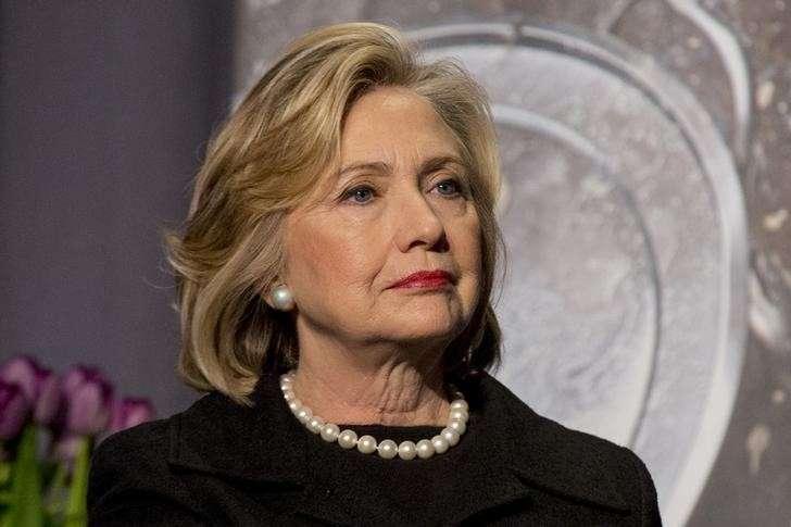 La ex secretaria de Estado Hillary Clinton en foto de archivo del 21 de noviembre del 2014. Foto: Reuters en español