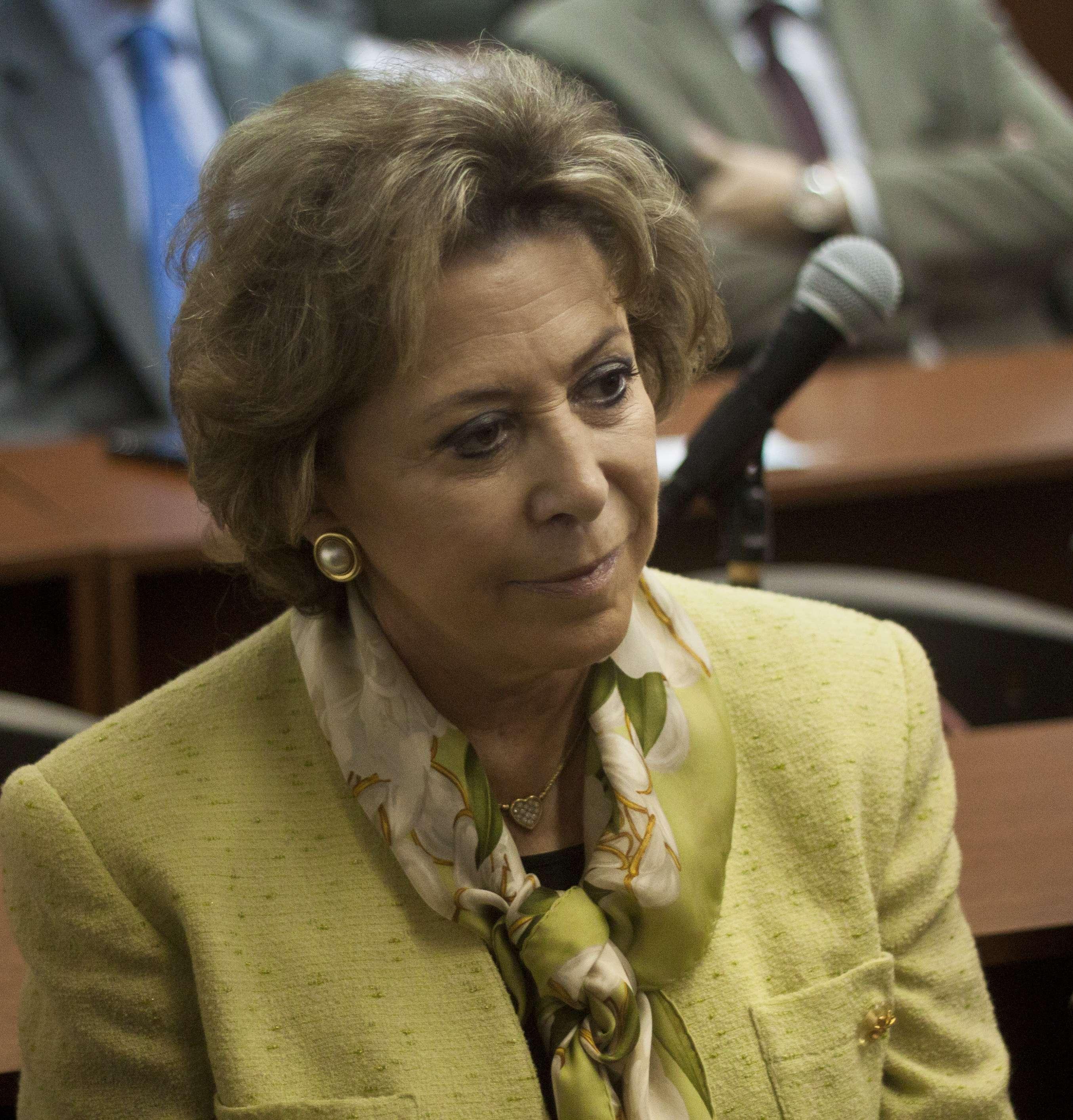 María Julia Alsogaray. Foto: Archivo NA