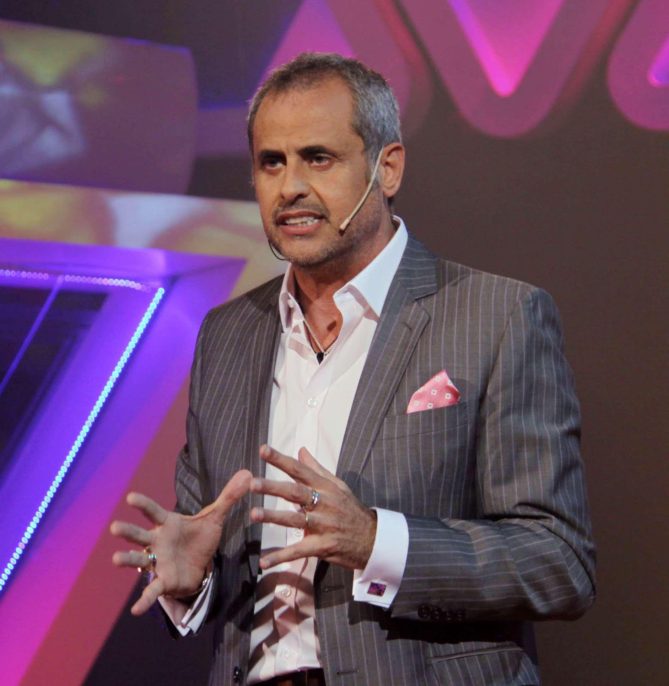 Jorge Rial estará de nuevo al frente de Gran Hermano. Aún no se sabe cuándo será el estreno del reality por la pantalla de Telefe. Foto: NA