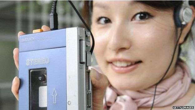 El Walkman de Sony revolucionó la forma en que el mundo escuchaba música Foto: Getty Images