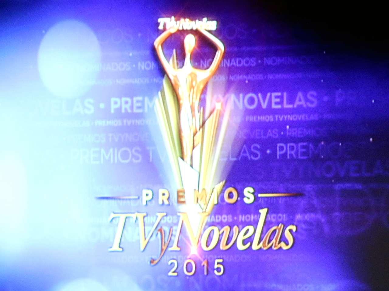 Los Premios TVyNovelas 2015 se entregan el 8 de marzo. Foto: Medios y Media