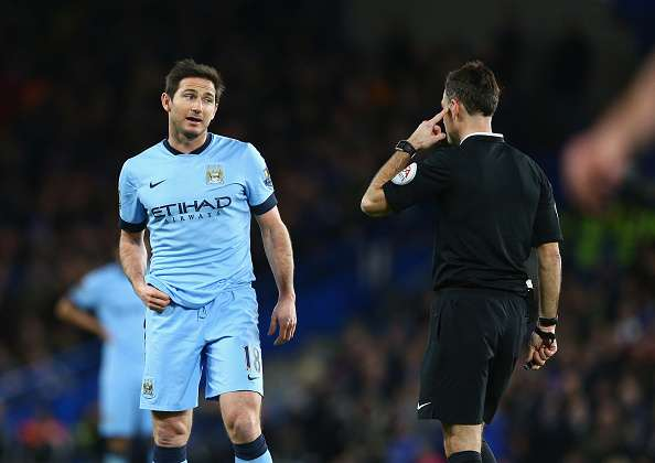 Frank Lampard. Foto: Getty Images