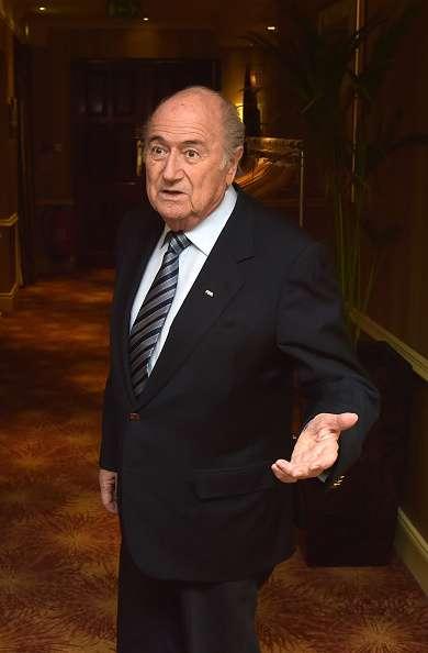 Blatter es presidente de FIFA desde 1998. Foto: Getty Images