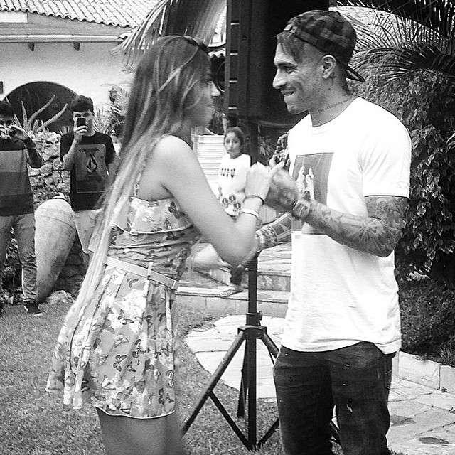 Paolo Guerrero está noivo Foto: Instagram/Reprodução
