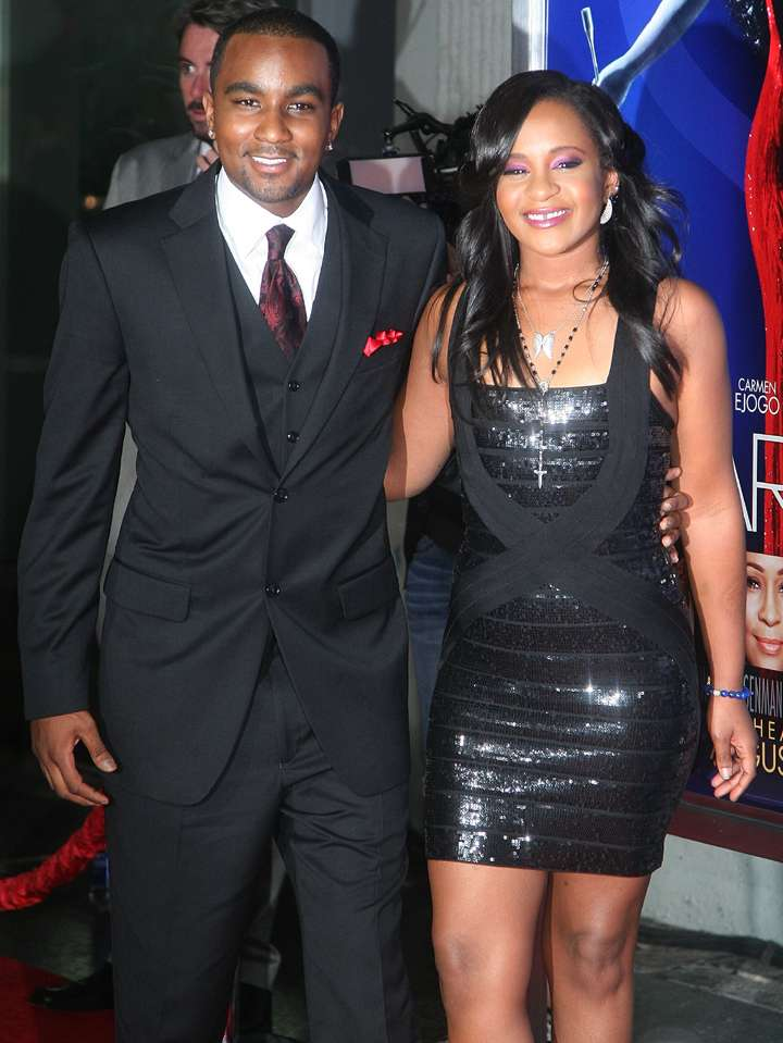 Nick Gordon Bobbi Kristina Foto: Getty Images