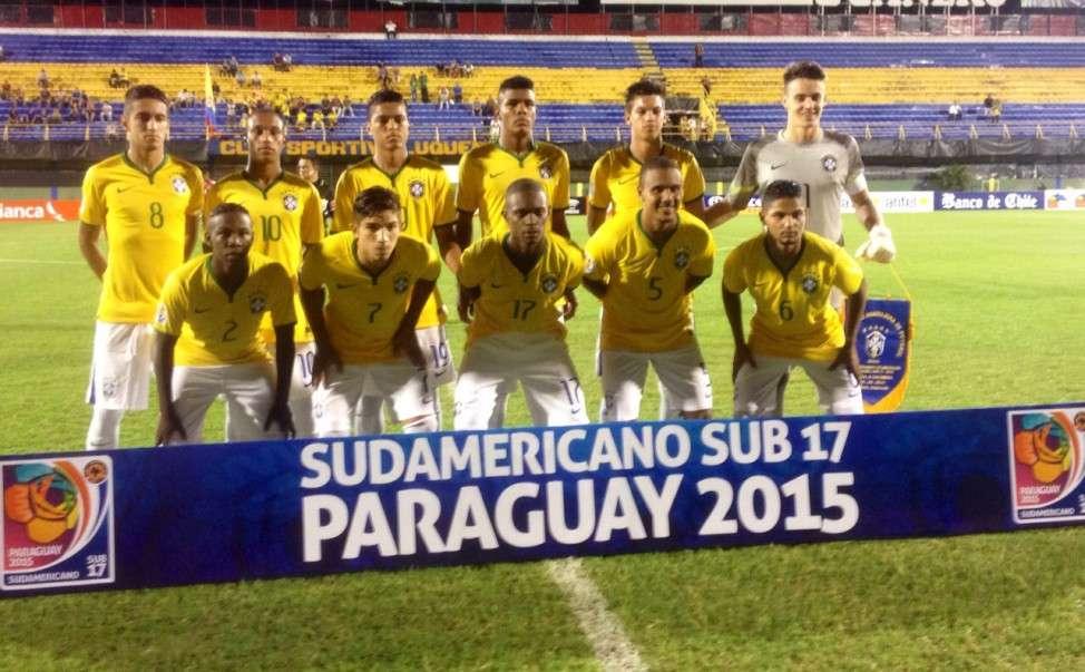 Seleção Brasileira é a favorita a conquistar o torneio disputado no Paraguai Foto: CBF/Divulgação