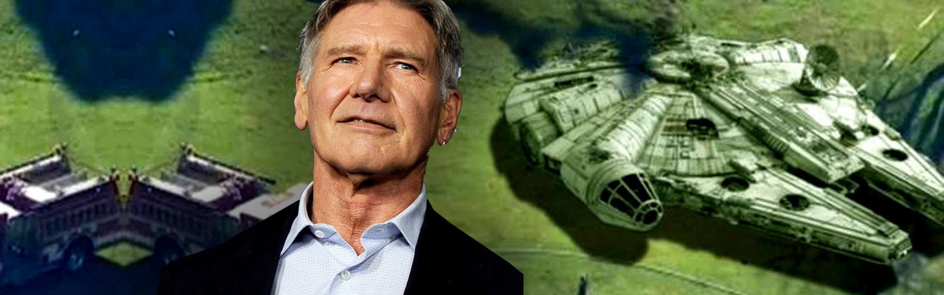 Harrison Ford: memes. Foto: Getty Images / Twitter