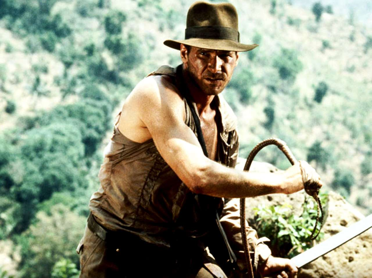 Harrison Ford - 'Indiana Jones'. Foto: Paramount Pictures
