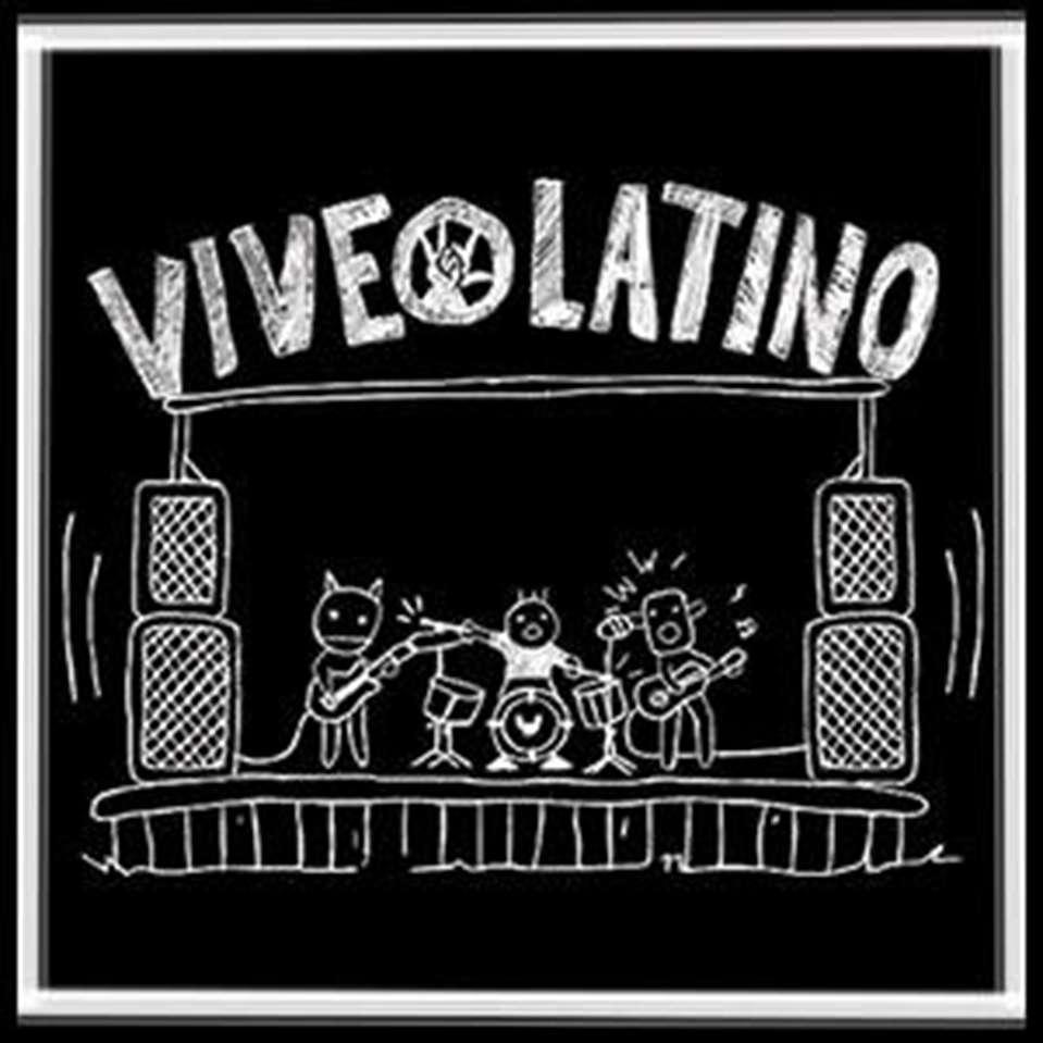 El Vive Latino 2015 se llevará a cabo del 13 al 15 de marzo. Foto: facebook.com/festivalvivelatino