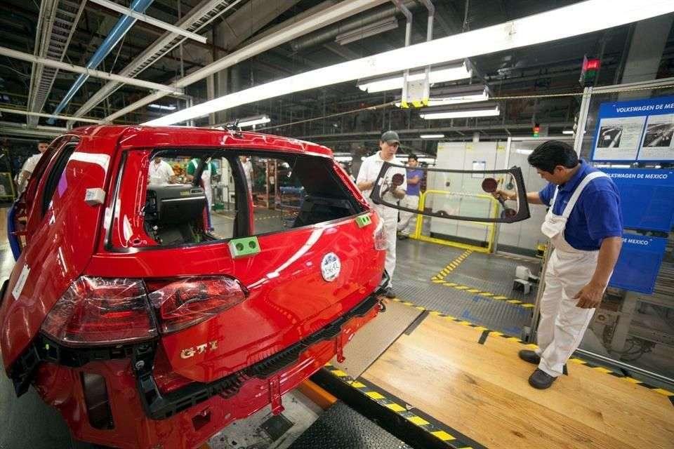La construcción de este modelo es parte de los planes de Volkswagen para revitalizar su presencia en el mercado de Estados Unidos al ofrecer vehículos SUV. Foto: Reforma