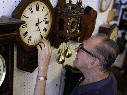Los estadounidenses deberán adelantar una hora sus relojes este próximo domingo. Foto: Getty Images/Archivo