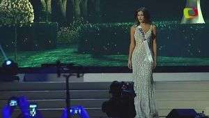 Miss Colombia gana el 'Miss Universo 2015'