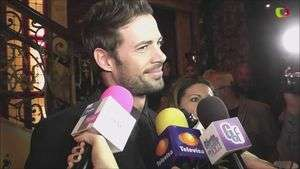 William Levy arremete contra las revista de chismes