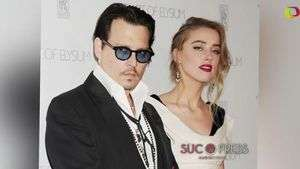 Johnny Depp y Amber Heard se casan en secreto