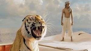 'Life of Pi', el trailer