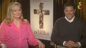"Cybill Shepherd y Ted McGinley involucran su fe en ""Do You Believe"""