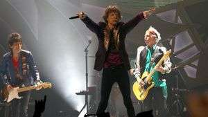 The Rolling Stones Announce US Tour!