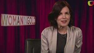 Elizabeth McGovern da detalles de la interesante 'Woman in Gold'